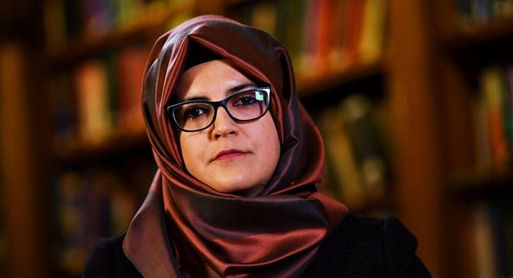 خطيبة جمال خاشقجي تتقدم بشكوى في واشنطن ضد محمد بن سلمان