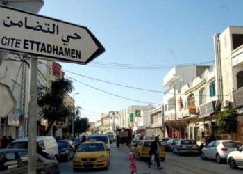 16 إصابة بكورونا في صفوف أعوان الحرس بحي التضامن