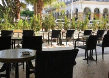 تونس الكبرى :منع الكراسي والطاولات بالمقاهي وقاعات الشاي والمطاعم