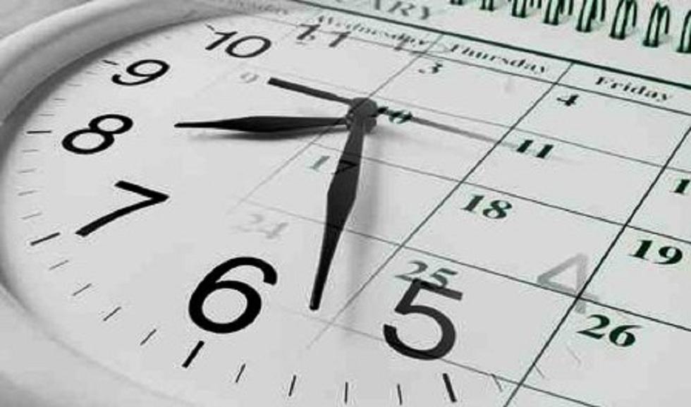 بداية من الغد: استئناف العمل بالتوقيت الاداري العادي