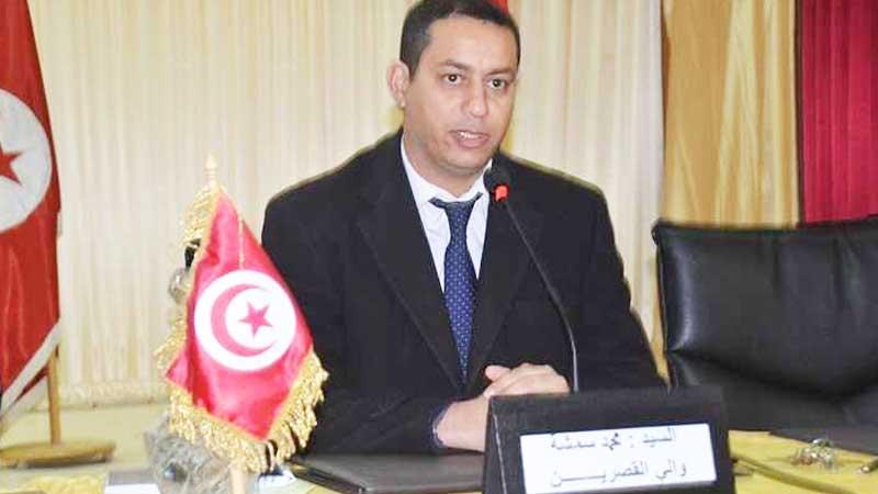 والي القصرين المُقال ينشر محادثة بينه وبين رئيس بلدية سبيطلة