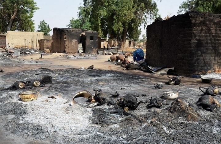 نيجيريا: 12 قتيلا في هجمات مسلحة على بلدات شمالية
