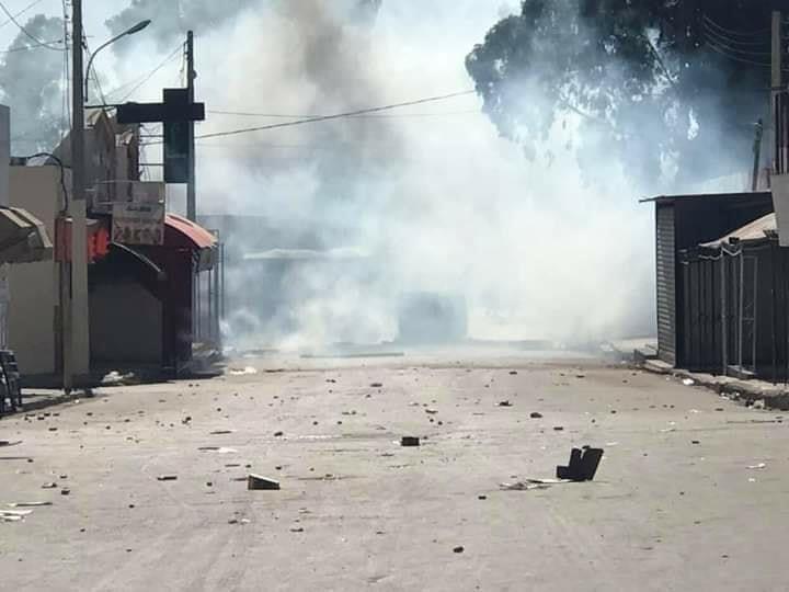 وزير الداخلية يعلق على حادثة سبيطلة