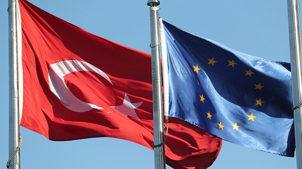تركيا: العضوية في الاتحاد الأوروبي أولوية استراتيجية