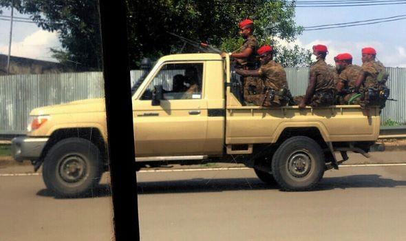 اثيوبيا: مئات القتلى جراء الصراع في إقليم تيغراي