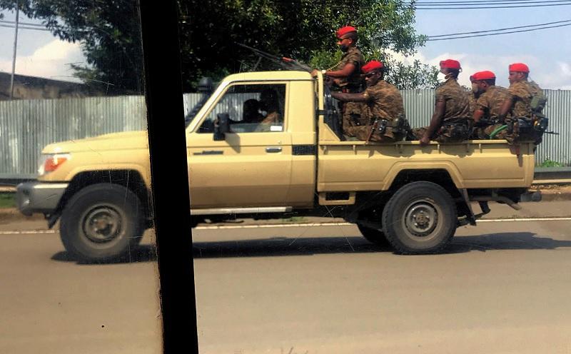 اثيوبيا تعلن حالة الطوارئ وتطلق عملية عسكرية في إقليم معارض
