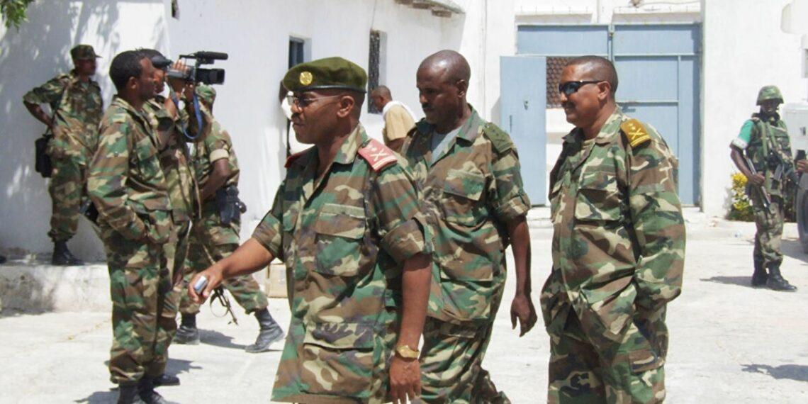 اثيوبيا: إيقاف 76 جنرالًا وضابطًا بالجيش
