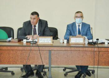 لجنة المالية تدعو الى اعادة صياغة مشروع قانون المالية التعديلي