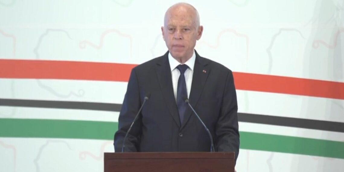 قيس سعيد يشرف على افتتاح ملتقى الحوار الليبي