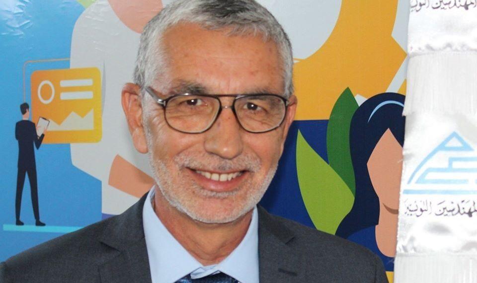 اختيار عميد المهندسين رئيسا للاتحاد التونسي للمهن الحرة