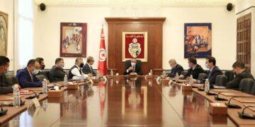 انطلاق الحوار الاقتصادي و الاجتماعي حول قانون المالية و مخطط التنمية