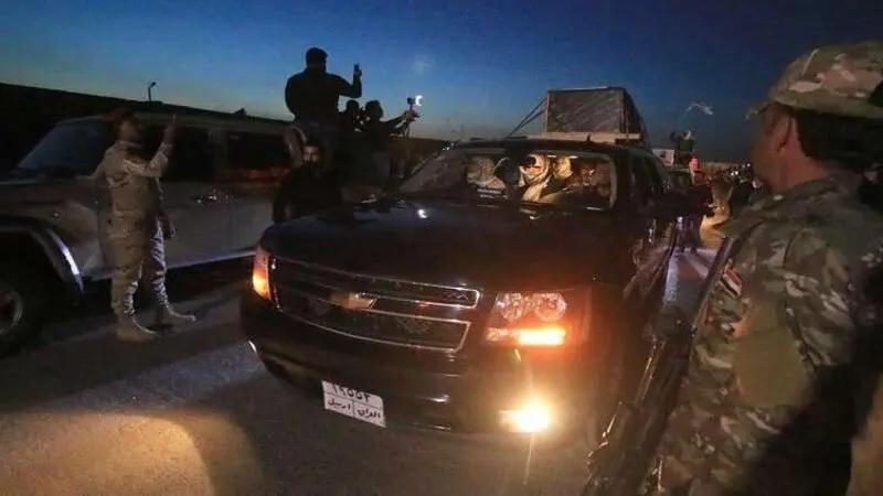 11 قتيلا بهجوم على مركز أمني في بغداد