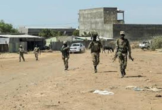 اثيوبيا تعلن إنتهاء المهلة لاستسلام قوات تيغراي