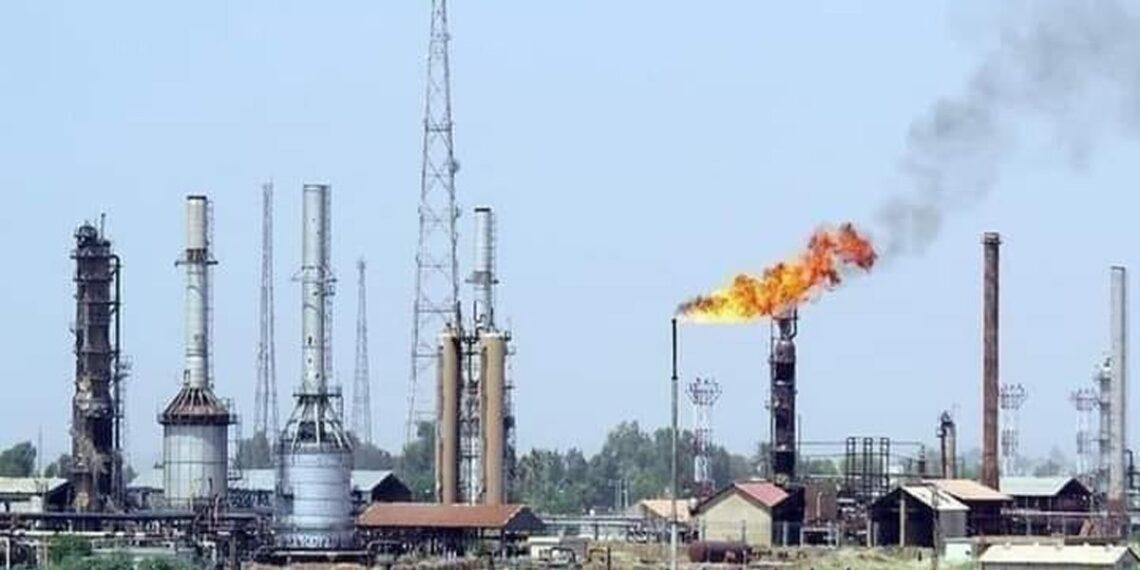 """إيقاف نشاط حقل """"قبيبة 1"""" النفطي بسبب الاحتجاجات"""