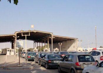 غدا: فتح المعبر الحدودي رأس جدير