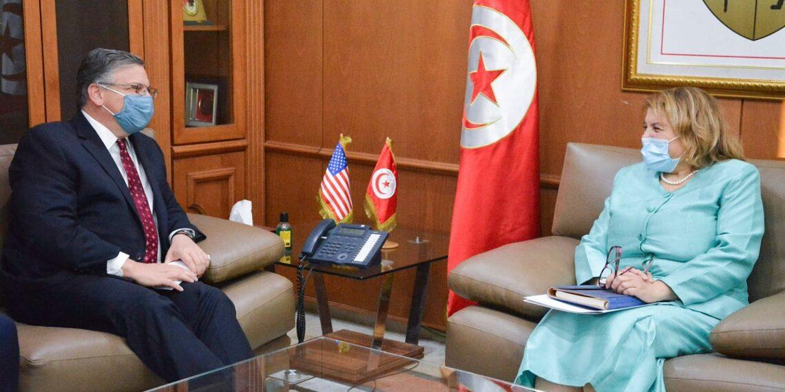 السفير الأمريكي: تونس تحظى بمكانة وأولوية خاصة من الجانب الأمريكي