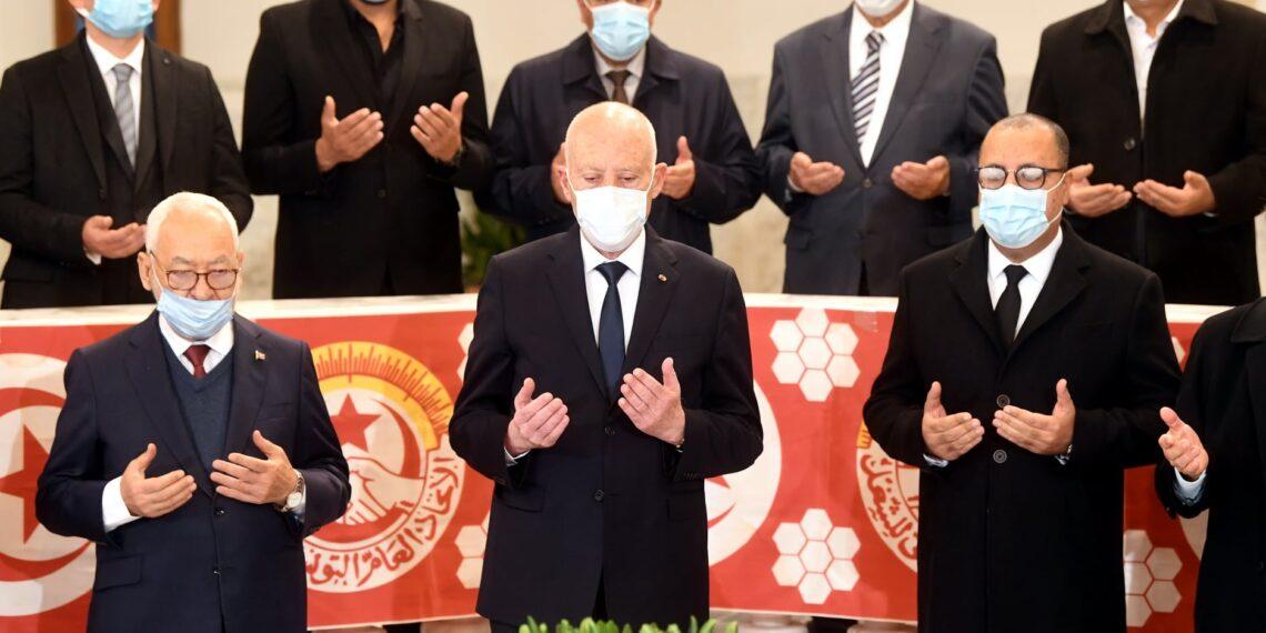 رئيس الجمهورية يحيي الذكرى 68 لاغتيال النقابي فرحات حشاد