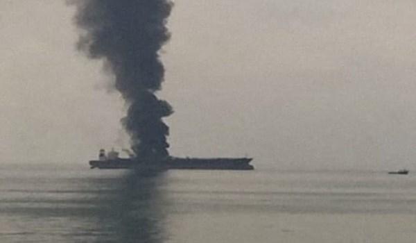 تفجير إرهابي يستهدف سفينة سعودية