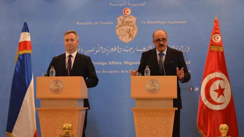 تونس تحتضن الاجتماع التحضيري للمجلس الأعلى للتعاون التونسي الفرنسي