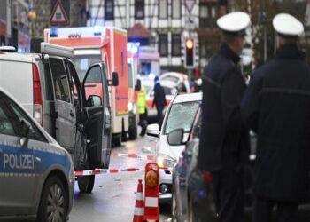 قتيلان جراء قيام شخص بدهس مارة في مدينة ترير الألمانية