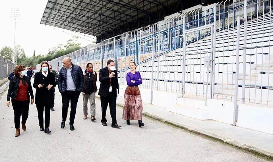 إعادة فتح ملعب الشاذلي زويتن