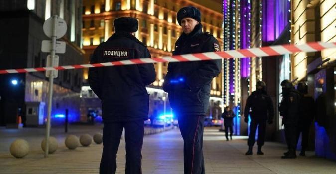 تفجير انتحاري أمام مبنى الأمن الفيدرالي في روسيا