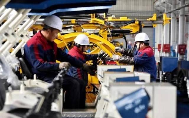 تراجع مؤشر الإنتاج الصناعي