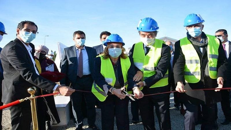 إنطلاق أشغال مشروع توسعة للشركة اليابانية « Alva Tunisia »
