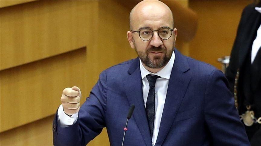 """رئيس المجلس الأوروبي: لعبة """"القط والفأر"""" مع تركيا يجب أن تنتهي"""