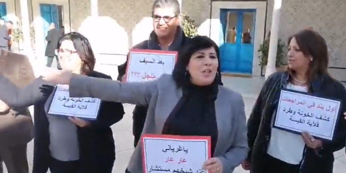 """الدستوري الحر يرفع شعار """"ديڨاج"""" ضد محمد الغرياني"""
