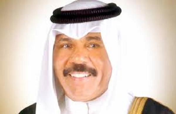 أمير الكويت يصدر مرسوما بتشكيل حكومة جديدة