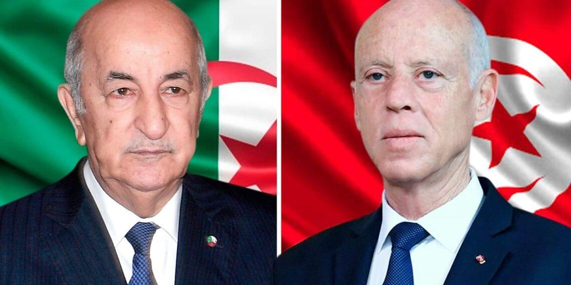 قيس سعيّد يُهاتف نظيره الجزائري