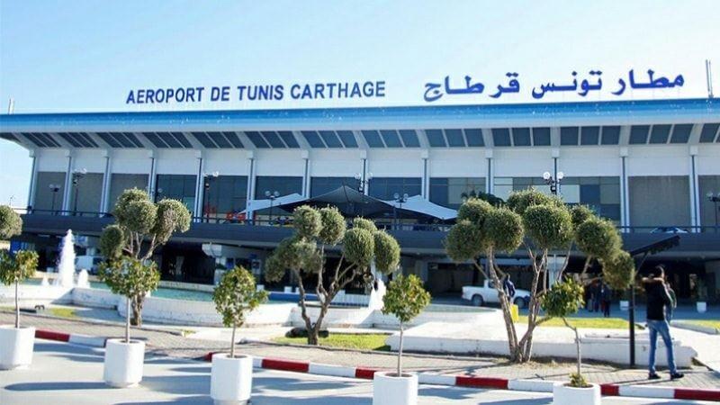 تونس تُعلق الرحلات الجوية مع بريطانيا وجنوب افريقيا وأستراليا