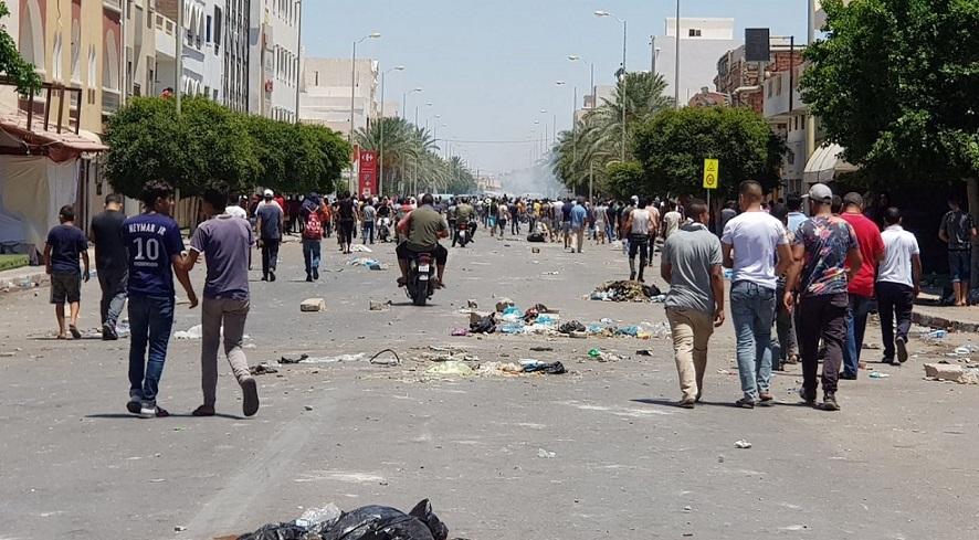 الطرقات ومقرات السيادة أبرز فضاءات الاحتجاج