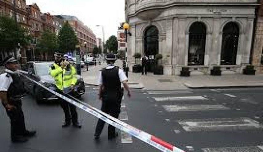 إصابات بحادث دهس في لندن