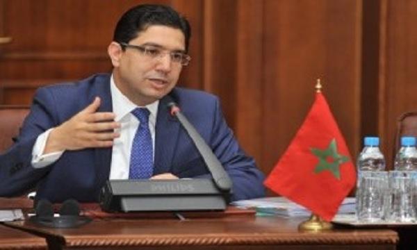 وزير الخارجية المغربي: إعادة الاتصال مع إسرائيل ليست تطبيعا