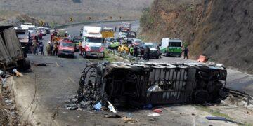 مقتل 13 شخصًا بحادث سير شمالي نيجيريا