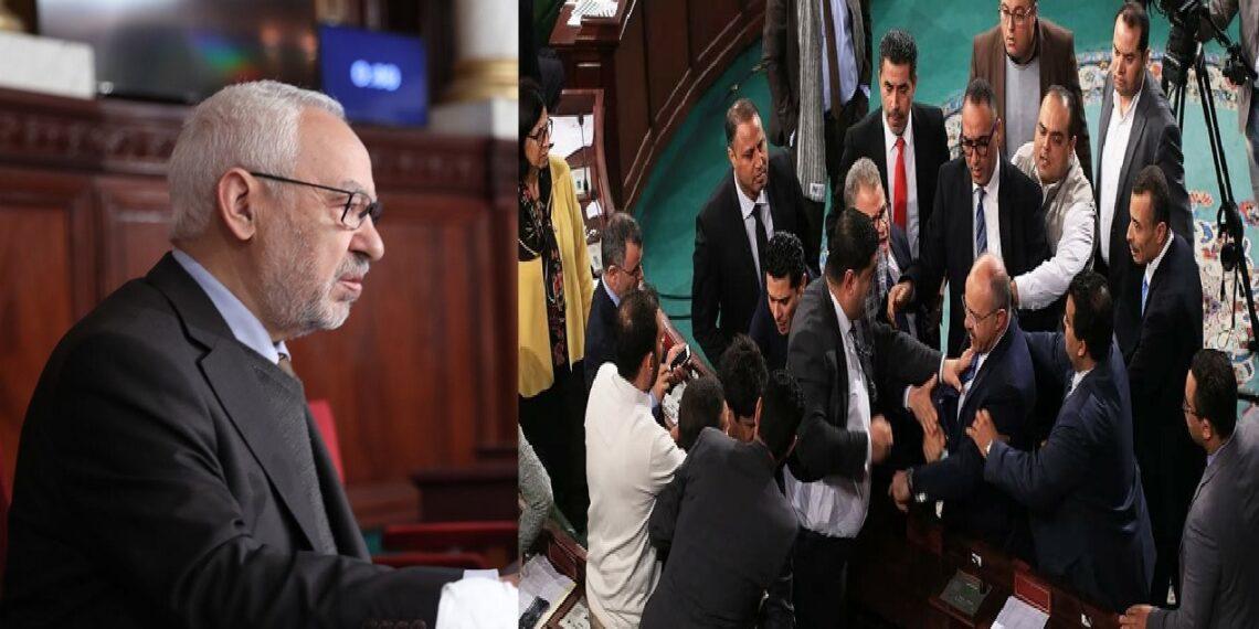 """الغنوشي: """"حكومة المشيشي تتعامل مع الأوضاع برصانة… والبرلمان يشتغل بوتيرة سريعة"""""""