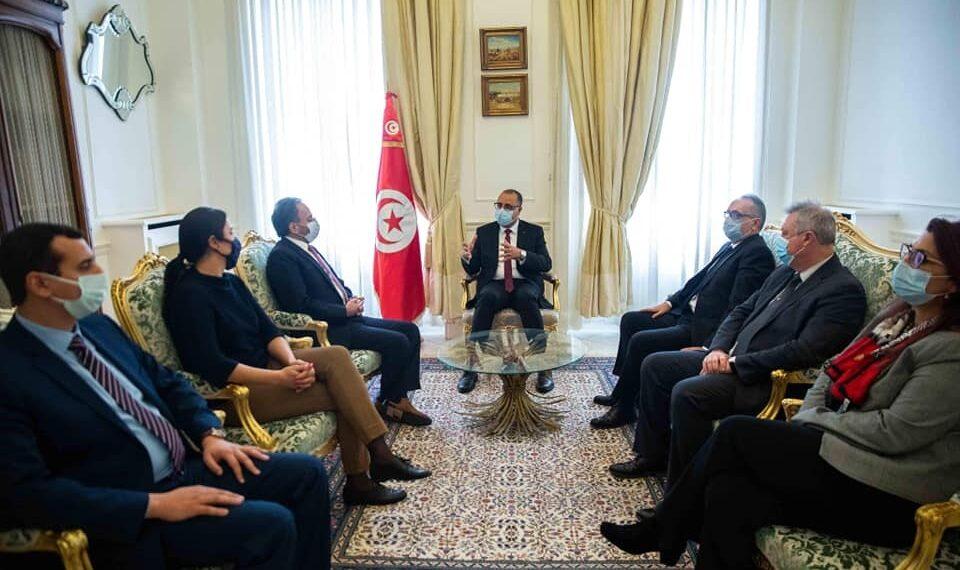 المشيشي: يجب تشريك الكفاءات التونسية بالخارج في وضع استراتيجيات التنمية