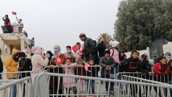 سيدي بوزيد: انطلاق فعاليات الاحتفال بالذكرى العاشرة للثورة