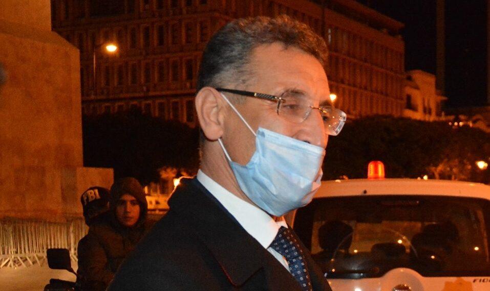 وزير الداخلية يؤدي واجب للعزاء لعائلة الشهيد عقبة الذيبي