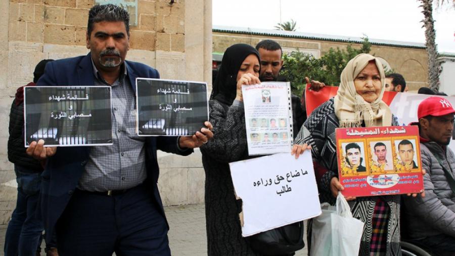 نشر قائمة شهداء وجرحى الثورة بداية من هذا التاريخ