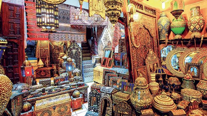 رصد 2 مليون دينار لدعم تصدير منتوجات الصناعات التقليدية