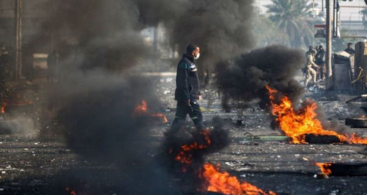 تونس تدين بشدة الهجوم الإرهابي بالعراق