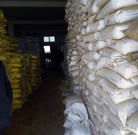 مصالح الديوانة تحجز كميات من البقول الجافة المهربة بقيمة 1,3 مليون دينار