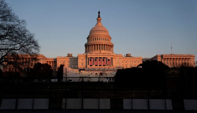 واشنطن: إغلاق مبنى الكونغرس بعد حادث عرضي