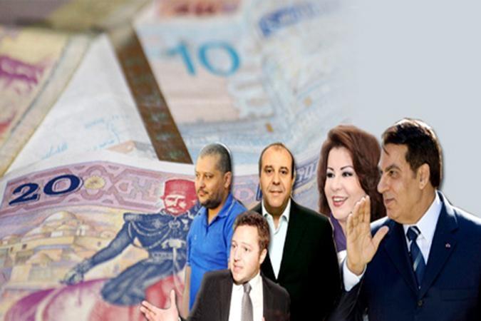حجم أموال عائلة بن علي في سويسرا يصل إلى 320 مليون دولار