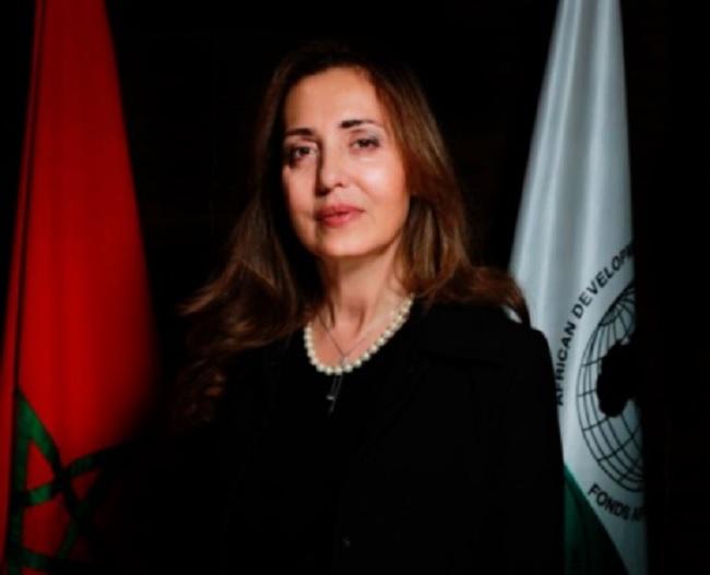 ليلى المقدم مديرة عامة للبنك الافريقي للتنمية في جنوب إفريقيا