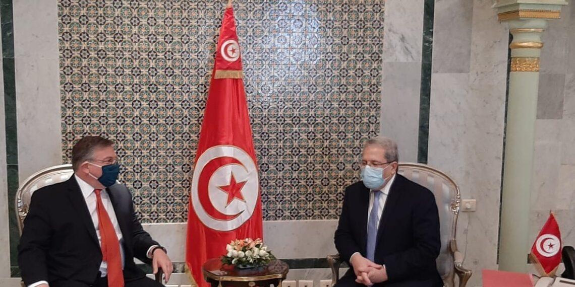 سفير أمريكا بتونس يشيد بالبرنامج الذي أعدته تونس خلال فترة ترؤسها لمجلس الأمن الدولي