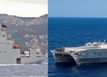 تمرين بحري مشترك بين الجيش التونسي والأمريكي